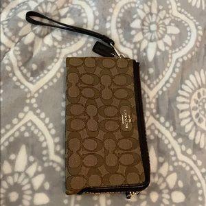 Coach Bags - Coach clutch wallet